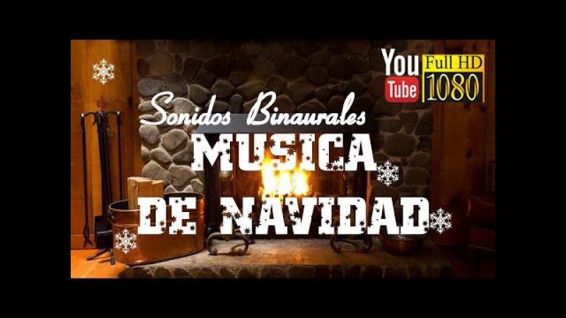1 hora ❄ Ondas Delta ❄ Hermosa Musica de Navidad Feliz Año Nuevo ❄ Música Relajante