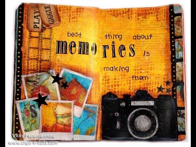 Art Journal memories