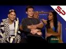Весёлое интервью с актёрами Человек-паук: Возвращение домой