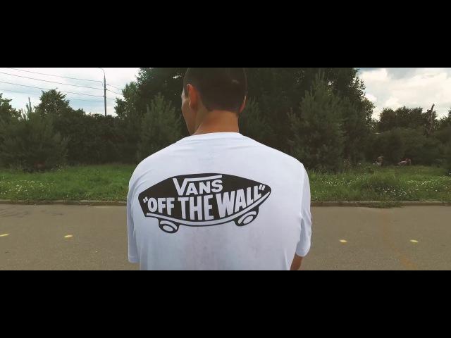 Vans Off The Wall Скейтпарк в Москве Moscow Skateboarding Stone Forest для магазина BRANDSHOP