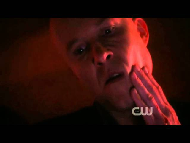Smallville Finale - Lex killed Tess and forgot his memories.