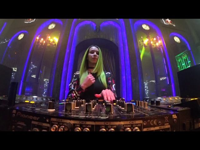 Miss Monique - YearMix 2017 @ Saxon Club ( Live, 10.01.2018) Progressive House January 2018