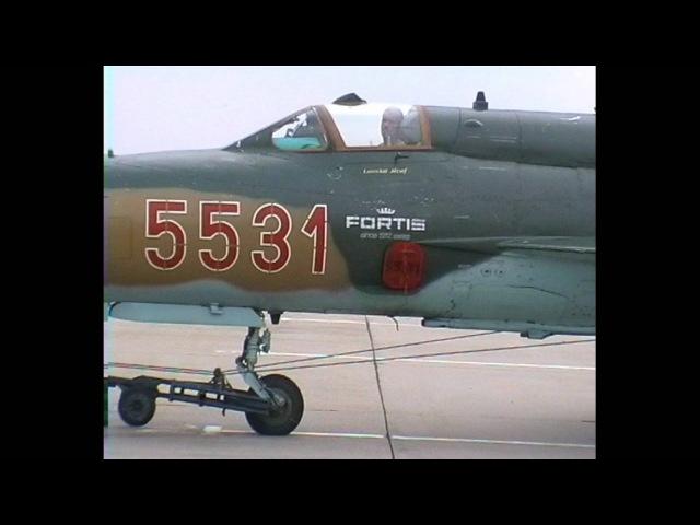 Emlékfilm a MiG-21-ről.