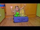 Ярослава и Кукла Беби Бон собирают вещи в путешествие - Веселое Видео для детей ...