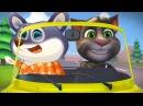 ПЕСИК ДУДУ 10 КОТИК БУБУ виртуальный смешной питомец для детей Говорящий Том и Анджела ПУРУМЧАТА