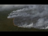 Defence Force footage shows major fire burning on Chatham Islands 1 NEWS NOW TVNZ