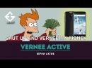 Vernee Active обзор пользователя перед крах тестом