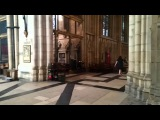 York Minister Cathedral is Big, Awesome and Gothic