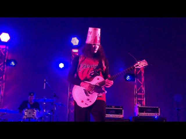 Buckethead with Brain and Brewer - Animal Behavior - 2017-12-29 San Luis Obispo, CA