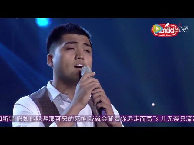 Расул Курбанов 2 песни – полуфинал Ипəк йоли садаси - 2.
