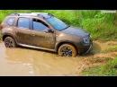 Compilação Duster na lama