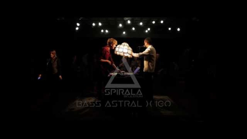 BASS ASTRAL x IGO live act | SPIRALA BOJLERUM
