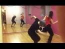 Salsa Footwork on 2 New Quality - Tomek Agata
