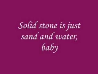 Beth Nielsen Chapman - Sand and Water (Lyrics)