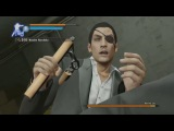 Majima has never once killed a person in his life