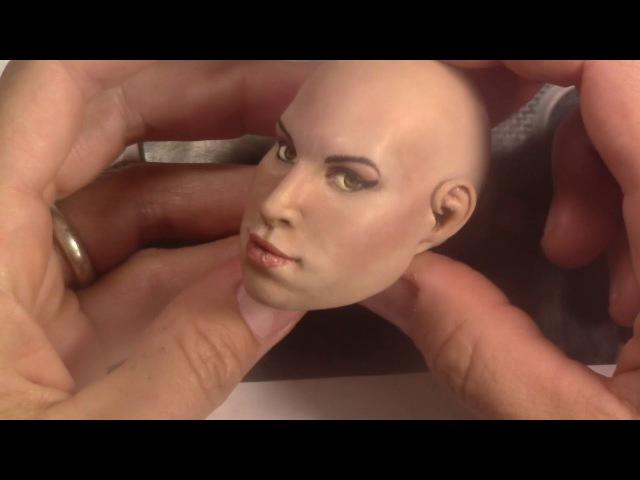 Sculpting Amy Winehouse Caricature