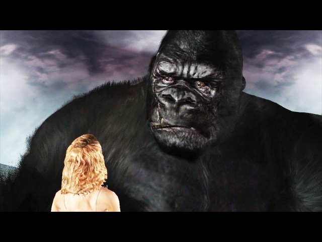 King Kong: I have no ears, but I must scream