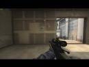 Cache, Double kill wallbang in smoke CSGO