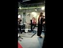 Зара Авторадио Репетиция песни Миллиметры 03 10 17