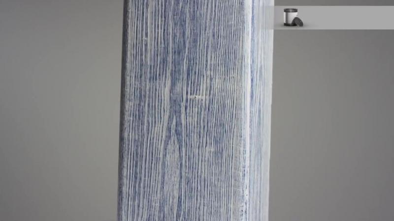 Покраска древесины в цвет Марсель коллекция Прованс от Эксклюзив Колор
