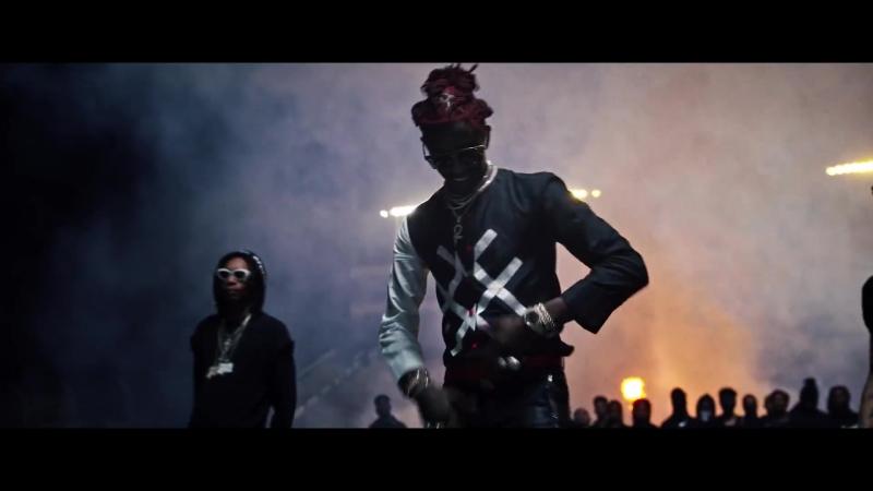 Young Thug_ 2 Chainz_ Wiz Khalifa _ PnB Rock – Gan - 1080P HD.mp4