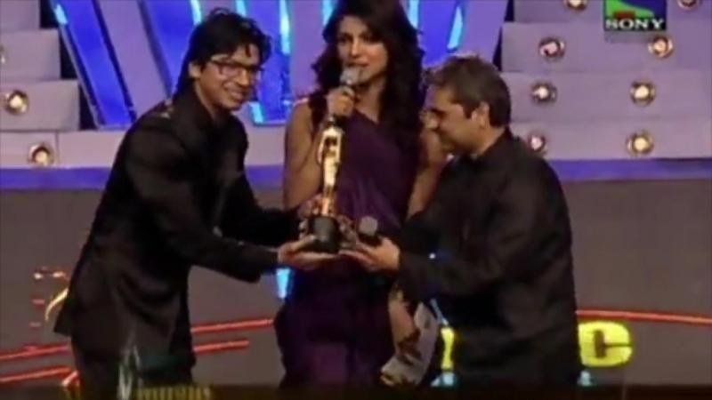 Priyanka Chopra Mirchi Music Awards 2011