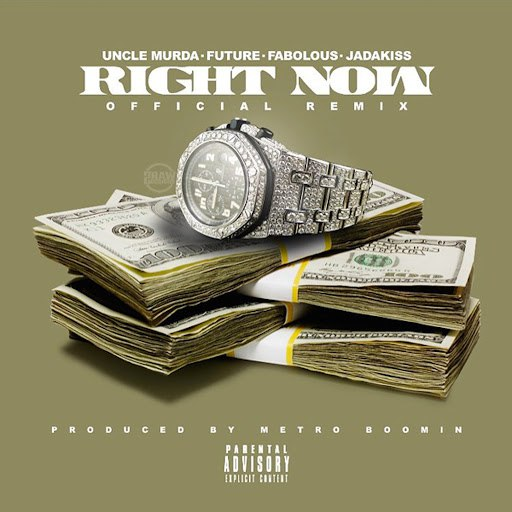 Uncle Murda альбом Right Now (Remix) (feat. Future, Fabolous & Jadakiss)