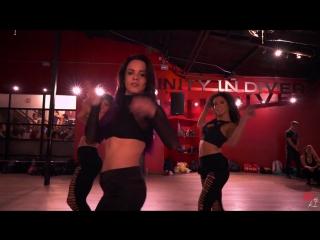 Танец Dance Demi Lovato - Sexy Dirty Love - Choreography by Jojo Gomez