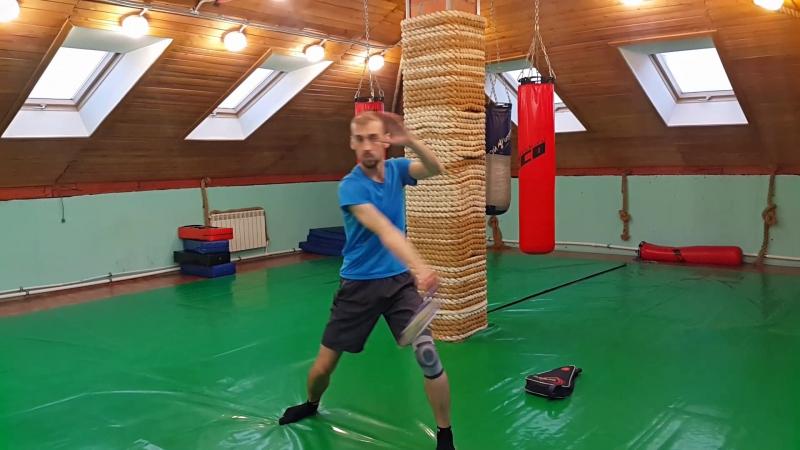 Ролибол 24 формы тайцзи-цюань с ракеткой