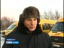 Кольский район получил новый детский автобус