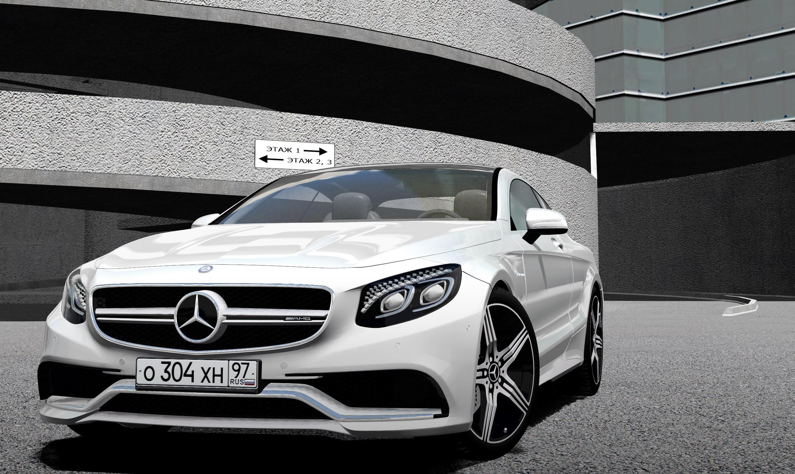city car driving topic sound 2016 mercedes benz s63. Black Bedroom Furniture Sets. Home Design Ideas