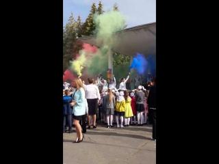 Танцевальный флешмоб одиннадцатиклассников нашей школы 3 🔥