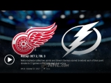 Detroit Red Wings - Tampa Bay Lightning - 23