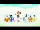Alphablocks Word Magic COW BOY Blue Level