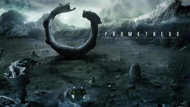 Прометей (2012) Фан.версия. Часть-2/Prometheus (2012) Workprint Edition.