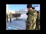 Липецкие ОМОНовцы вернулись из 3-месячной командировки в Дагестан