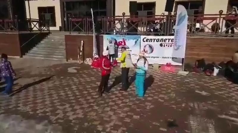 @ energypyatigorsk Коротюсенькое видео с energyinthemountain2018 👋🏻🔥👍🏻energypyatigorsk горыархыз кавказ лыжи борд пятиго