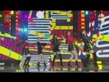 180110 Red Velvet - Rookie + Red Flavor (Remix) @ Golden Disc Awards
