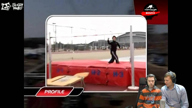 [SHIZA Project] Ninja Warrior Sasuke 22 [4 of 5] [RUS] [1280x720 avc] [NIKITOS OSLIKt]