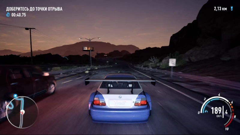 Need for Speed: Payback - Погоня. Совсем далеко до уровня Need for Speed: Most Wanted...