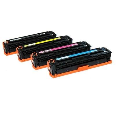 Заправка картриджа Canon 729 цветные