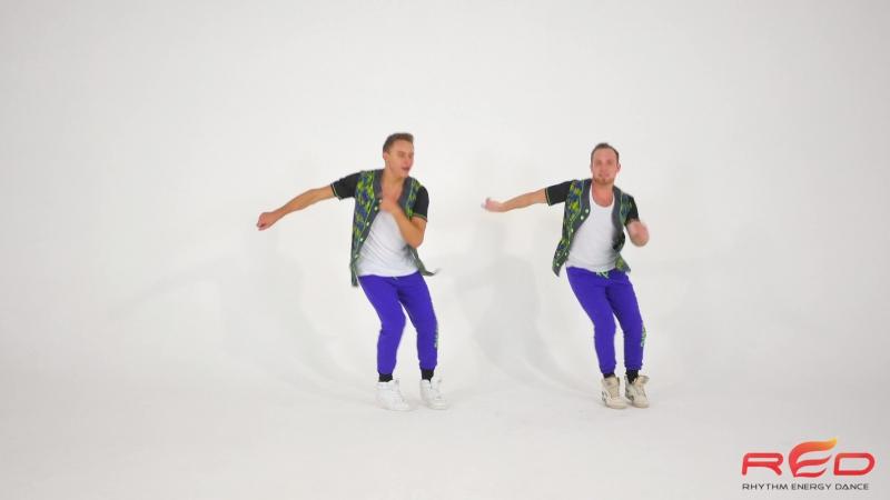 Chyno Miranda Ft. Wisin, Gente De Zona - Quedate Conmigo | Zumba Fitness