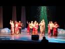 Благотворительный концерт «Свет Рождественской звезды». Фольклорный ансамбль Забава г. Орёл.