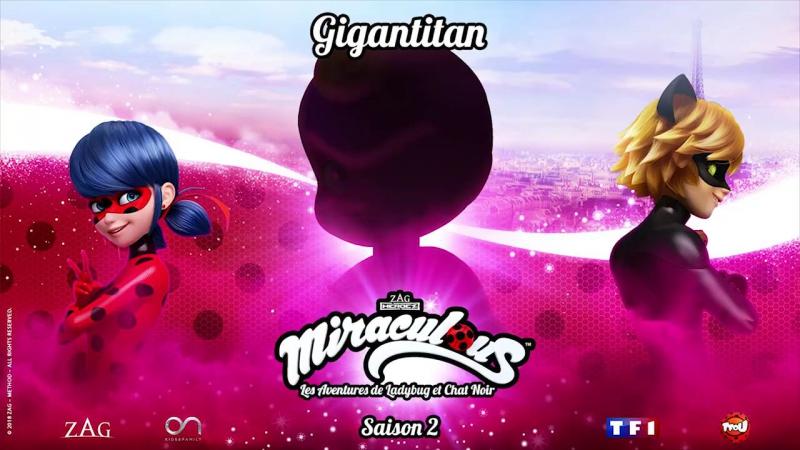 Miraculous S2 | TFOU- promo | Gigantitan