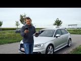 Audi A3 S-Line ___ За дрон в Германии 50.000 штраф (без маркировки)