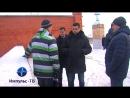 Заместитель Губернатора А.Кузнецов посетил строительную площадку школы №6