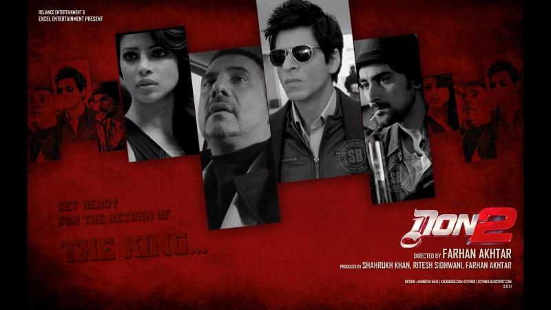 Трейлер Фильма: Дон. Главарь мафии 2 / Don 2 (2011)
