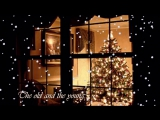 Celine Dion - So this is Christmas (with lyrics)