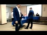 Жесткие переговоры в мягком стиле. Ирина Емелева и Сергей Рябов