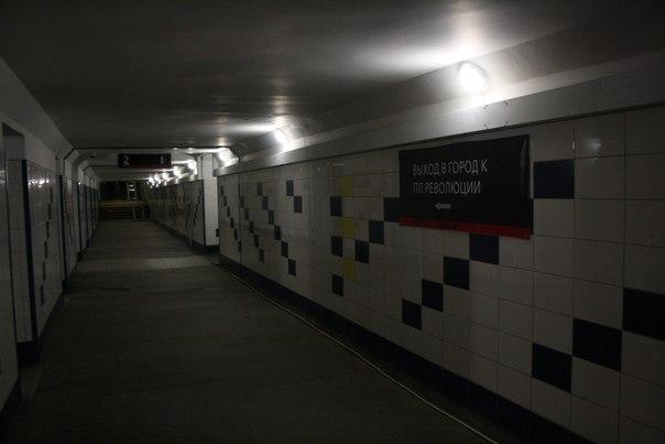 Быстро сделали навигацию. Конечно же она должна быть и на постоянной основе. Подземные переходы под Москварём — лабиринт и город обязан решить эту проблему.  14 ноября 2017